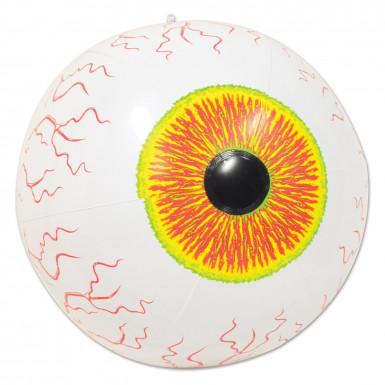 Occhio gonfiabile per Halloween