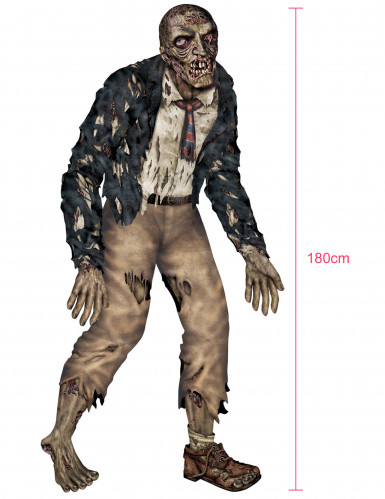 Decorazione Halloween Zombie m 1,80-1
