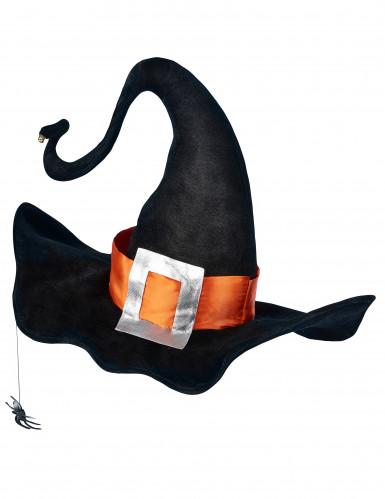 Cappello da strega con ragno Halloween
