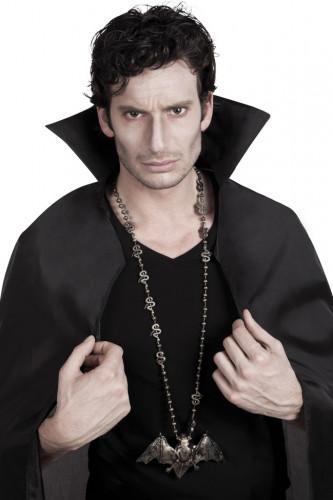 Collana di Halloween a forma di pipistrello