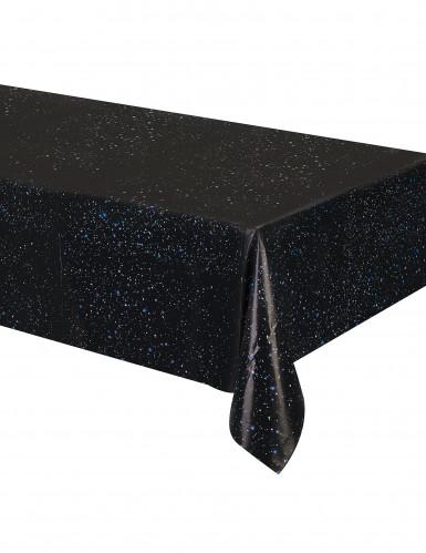 Tovaglia plastica 137 x 274 cm spazio stellato