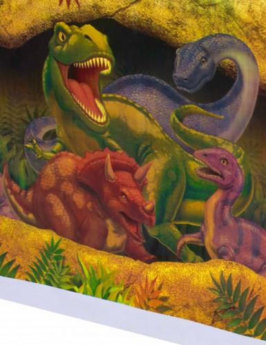 Tovaglia con i dinosauri-1