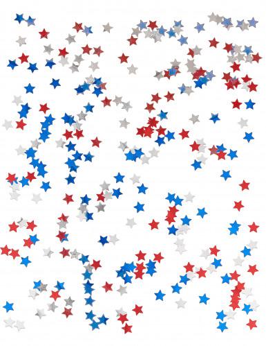 Coriandoli a forma di stelle americane-1