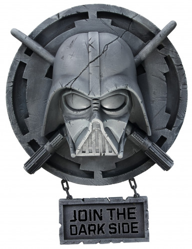 Decorazione murale di Dart Fener™ <br />- Star Wars™ da appendere