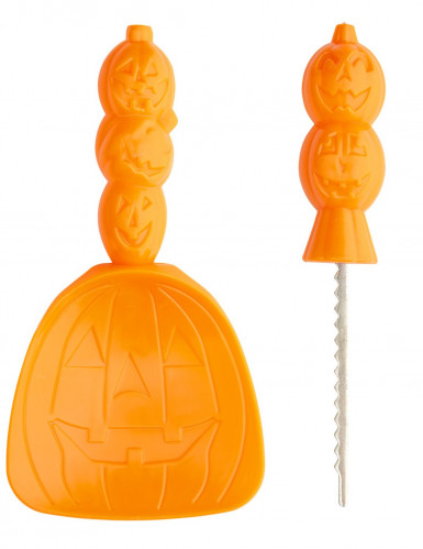 Kit per intaglio zucca di Halloween