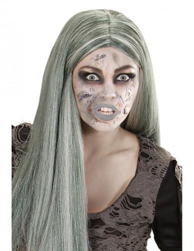 Trucco per pelle da zombie Halloween