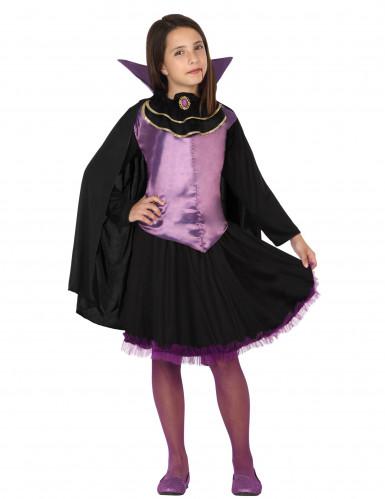 Costume da vampiro bambina Halloween