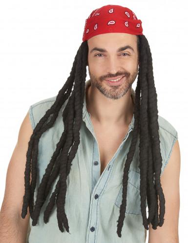 Parrucca uomo Rasta lunga