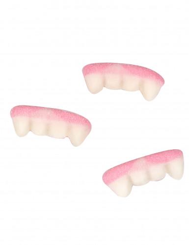 1 Kg di caramelle Haribo™ a forma di denti da vampiro-1