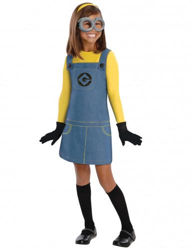 Costume da Minions™ Cattivissimo Me™ per bambina