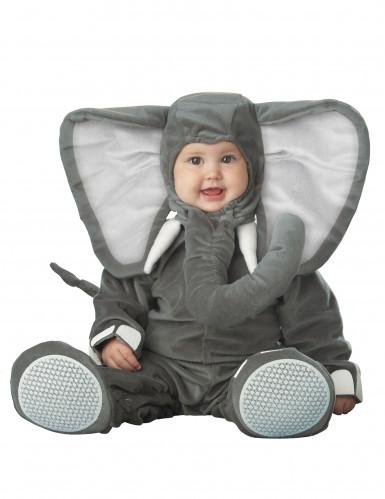 Costume da elefante per neonato