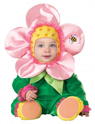 Costume carnevale per neonato Fiore