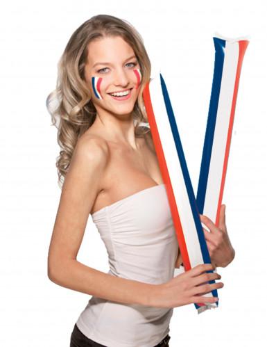 Clapclap con i colori della bandiera francese