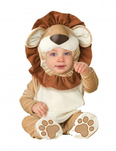 Costume da leone per neonato <br />- Premium