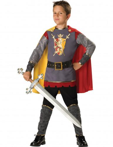 Costume da cavaliere per bambino Premium