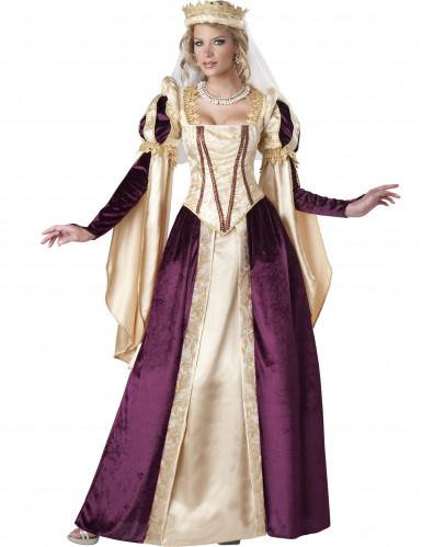Costume Premium da principessa per donna
