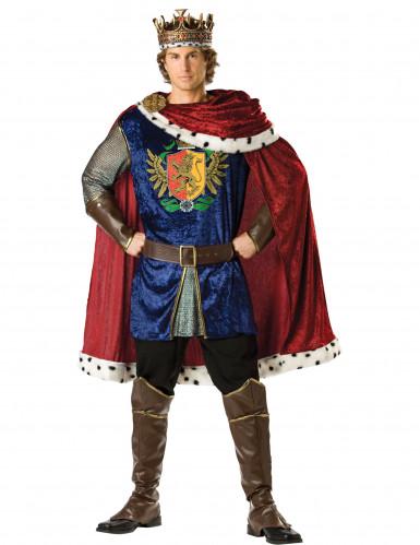Costume Premium da re per uomo
