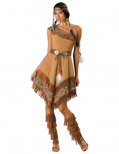 Costume da indiana pellerossa Premium