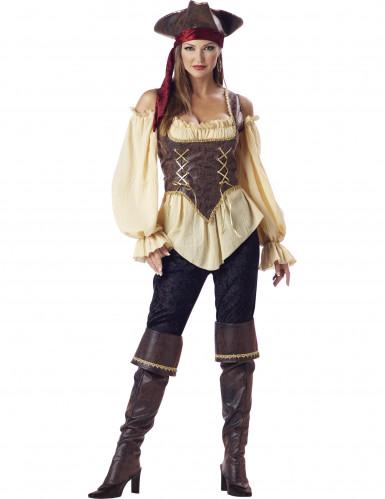 Travestimento da pirata per donna Premium