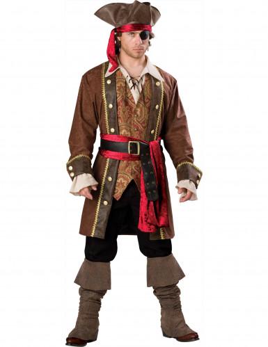 Travestimento completo da Capitano pirati Premium