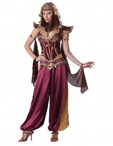 Costume da donna Odalisca deluxe