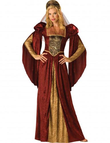 Costume Premium Rinascimento per donna