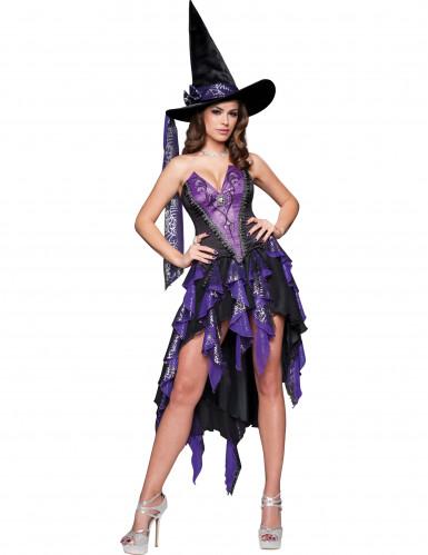Costume da strega per donna <br />- Premium