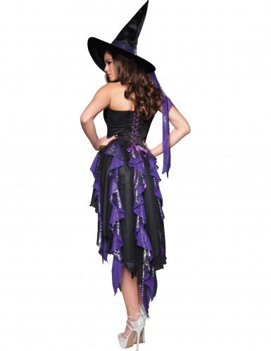 Costume da strega per donna <br />- Premium-1