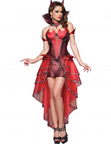 Costume Diavolessa lussuoso