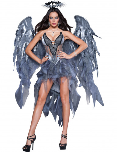 Costume angelo demoniaco donna <br />- Premium