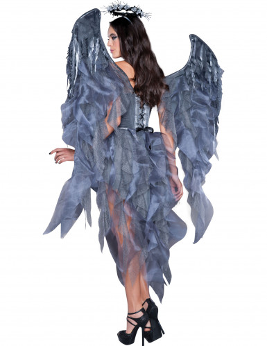 Costume angelo demoniaco donna <br />- Premium-1