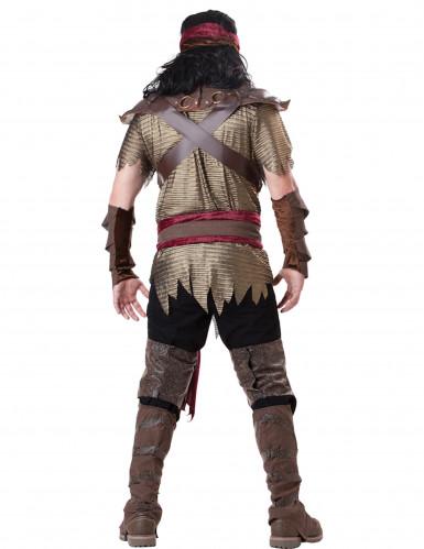 Costume uomo da Guerriero Scorpione-1