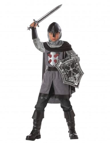 Costume da guerriero medievale bimbo