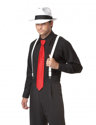 Costume da gangster Chicago per uomo-1