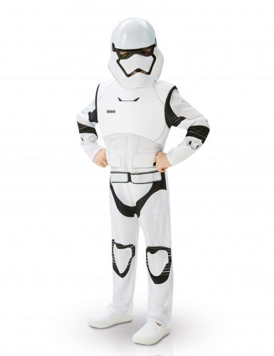 Costume originale da Stormtrooper <br />- Star Wars VII™, versione Deluxe per bambino