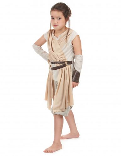 Costume deluxe da Rey <br />- Star Wars VII™ per bambina-1