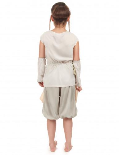 Costume deluxe da Rey <br />- Star Wars VII™ per bambina-2