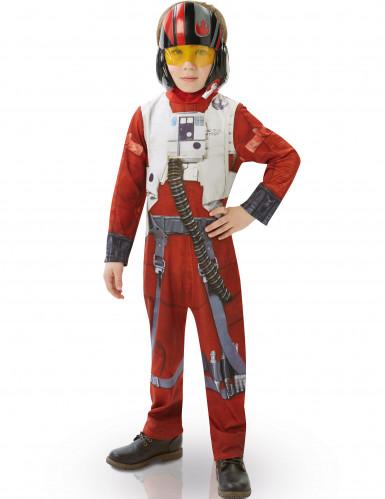 Costume classico Poe X-Wing fighter di Star Wars II™ per bambino