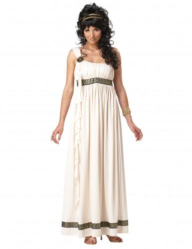 Costume da dea dell'Olimpo per donna