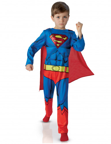 Costume Superman™ classico Comic Book bambino