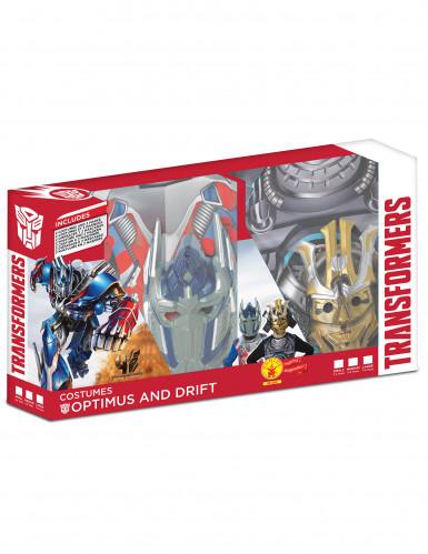 Coppia di costumi per bambini Optimus Prime™ e Drift™ Tranformers™-1