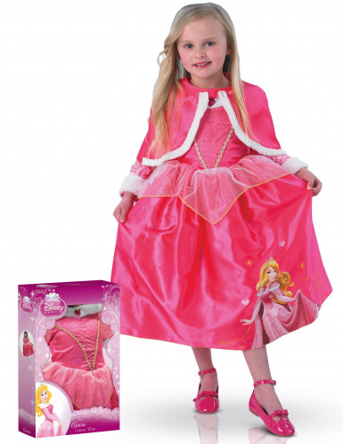 Costume Aurora Winter in Wonderland™ deluxe per bambina