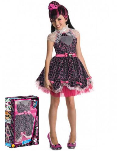 Costume deluxe Draculaura Sweet 1600™ bambina dotato di cofanetto