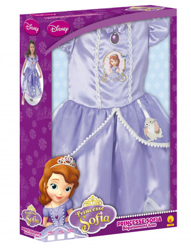 Costume per bambina principessa Sofia™-1