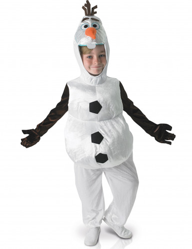 Costume da bambino Olaf imbottito