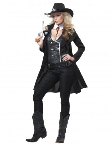 Completo sceriffo donna