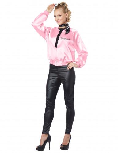 Costume anni 50' in rosa per donna