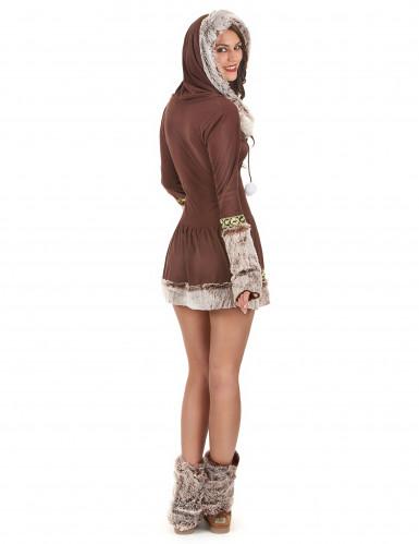Costume Eschimese sexy da donna-2