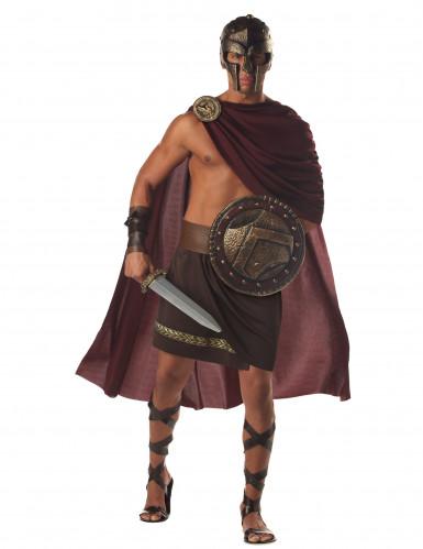 Scudo e spada da guerriero spartano-1