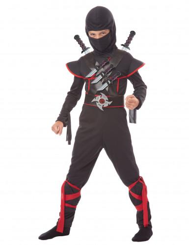 Kit completo di armi ninja per bambino-1